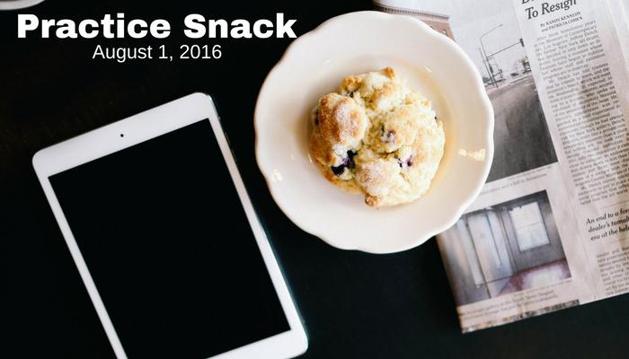 Practice Snack-1