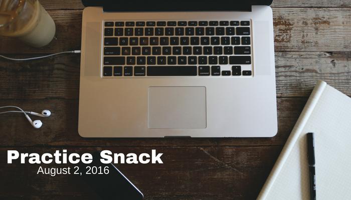 Practice Snack-2